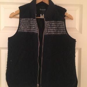 Women's Madewell Wool Blend Vest